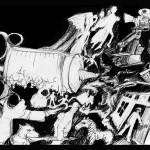 Historama, 2003. Reproduction numérique 2/2, 19,2 x 13 cm.