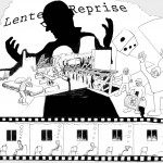 Lente reprise, 2009. Reproduction numérique 3/3, 11,5 x 18 cm.