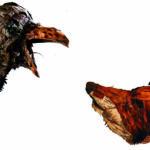 Masques du corbeau et du renard